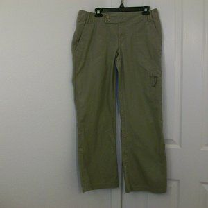 The North Face Light Taupe Cargo Hiking Pants 12